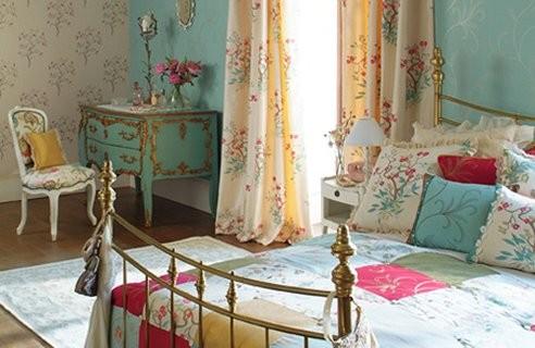 Dormitorio Shabby Chic Romantico Free Dando Como Resultado
