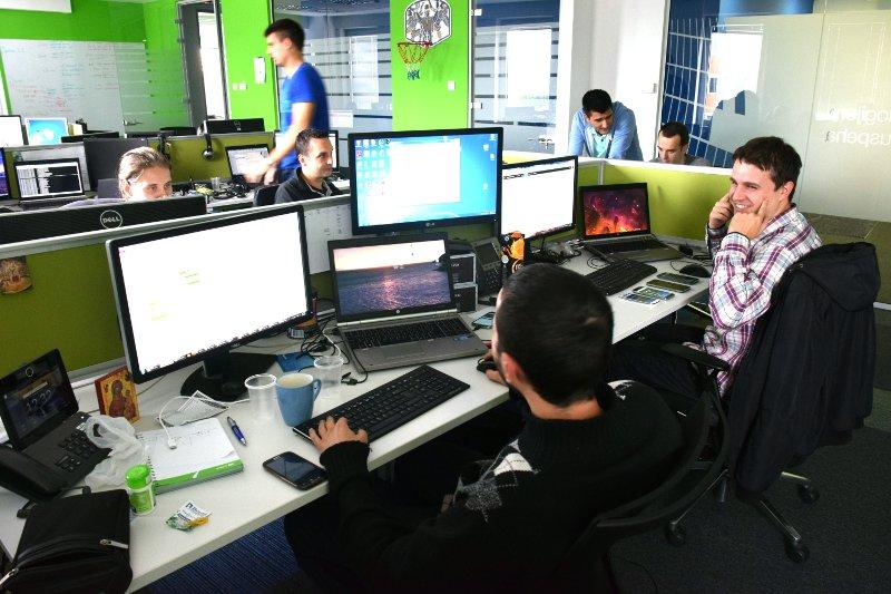 PSTech radni prostor