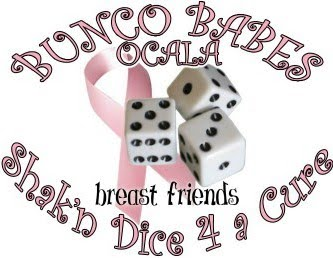 BREAST  FRIENDS    Bunco Babes Ocala