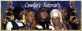 Cewilja's Tutorial's