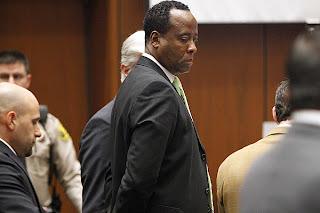 Fiscalía de Los Angeles dice Michael Jackson murió por negligencia de de su médico