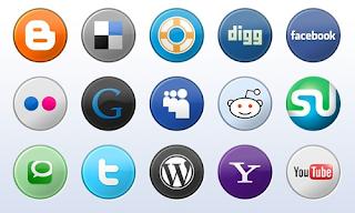 Cara Mudah Membuat Widget Social Media Share Tanpa Edit HTML