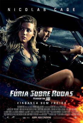 poster furia sobre rodas Download   Fúria Sobre Rodas
