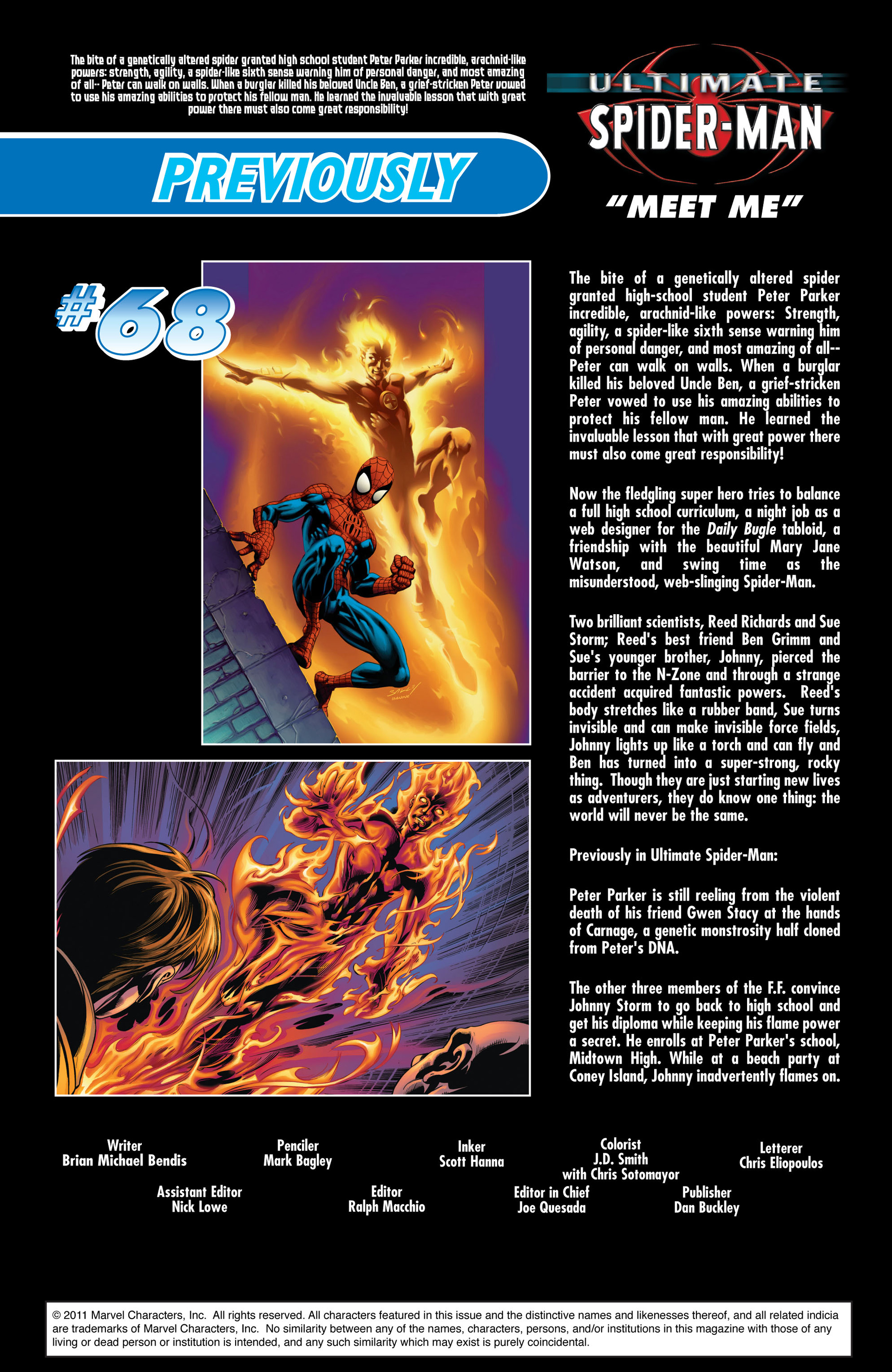 Ultimate Spider-Man (2000) Issue #69 #73 - English 2
