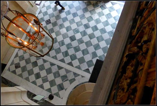 Petit Trianon staircase Versailles