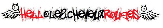 logo hellolescheveuxrouges nom du blog