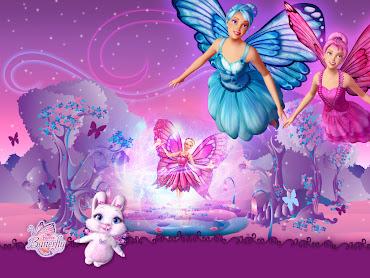 #8 Mariposa Wallpaper