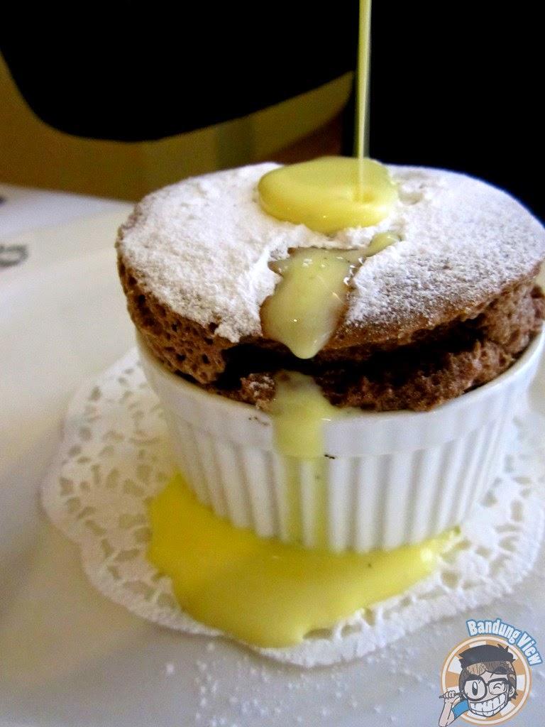 Jubilare Chocolate Souffle