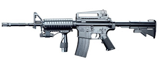 M-16 Assault Rifle military