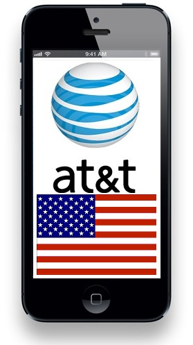 Unlock iPhone AT&T USA