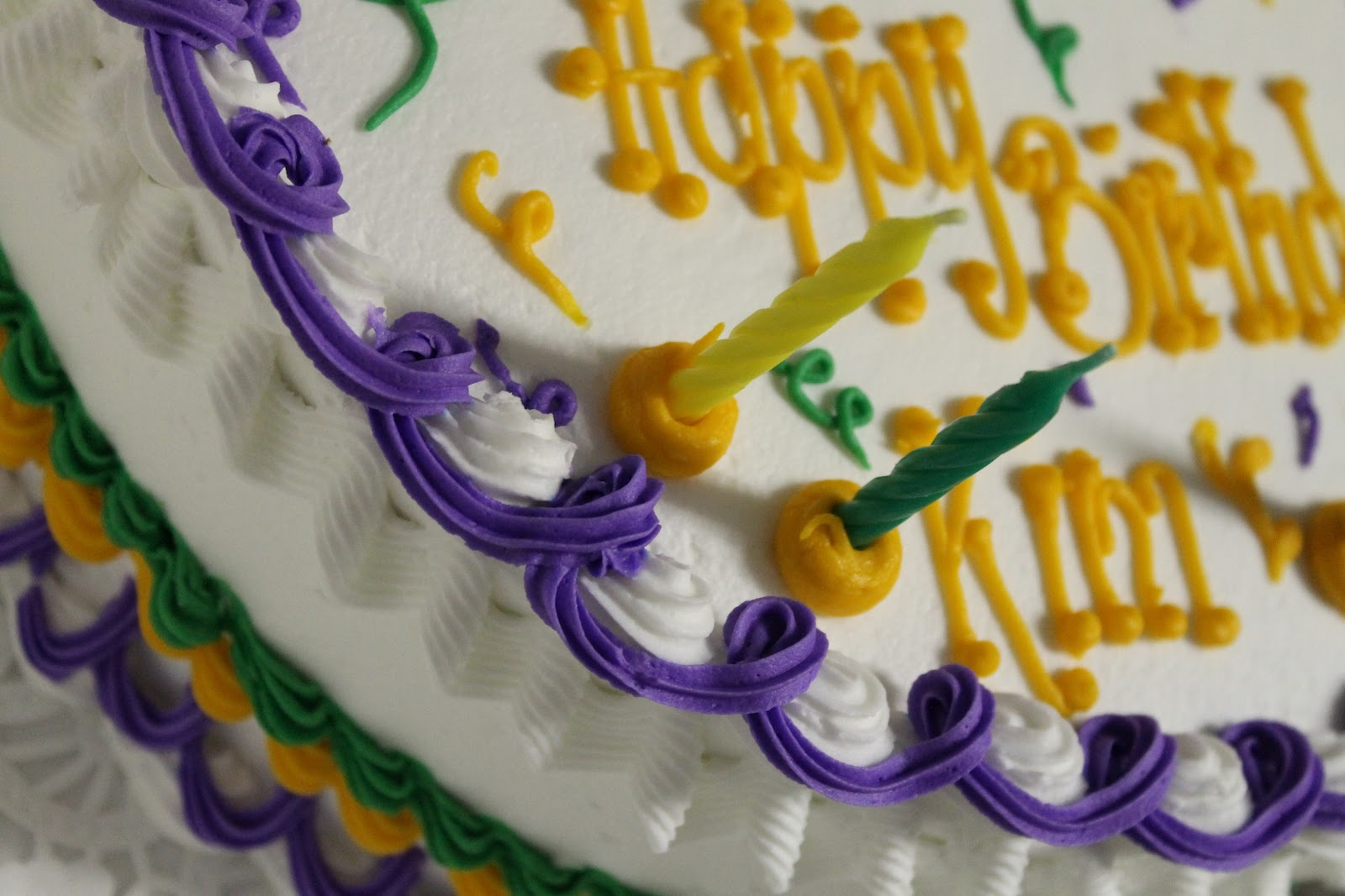Birthday Cake A Very Sweet Blog