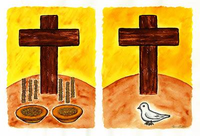 """""""Two Gospels"""""""