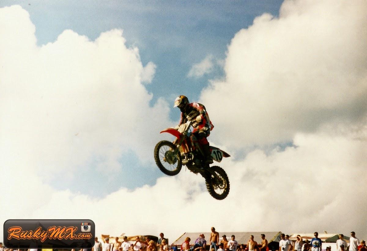 Damon Bradshaw Broome Tioga 1997