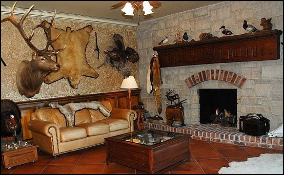 Rustic Man Cave Of : Decorating theme bedrooms maries manor man cave