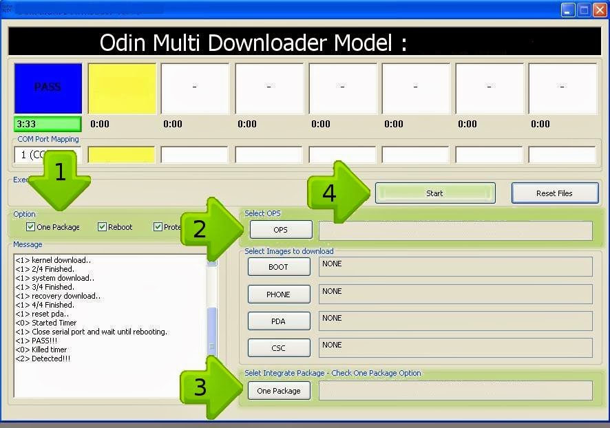 Odin Multi Downloader Download Programs