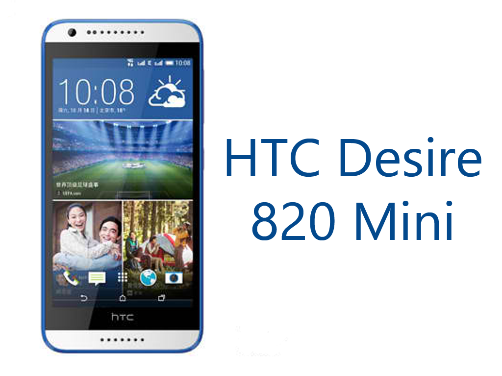 HTC Desire 820 Mini, Cheaper Variant of Desire 820 Priced At Around $228 (Php10K+)