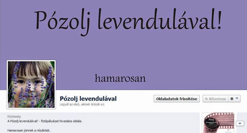 https://www.facebook.com/pages/P%C3%B3zolj-levendul%C3%A1val/693105817407460?fref=ts