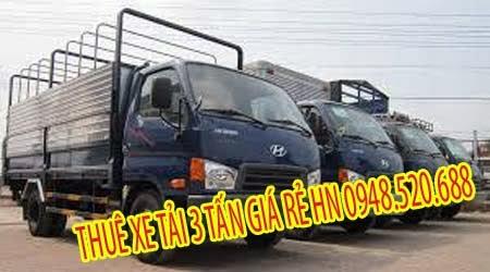 thuê xe tải 3 tấn mỹ đình
