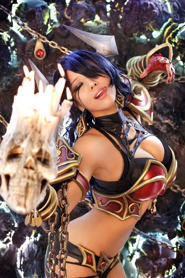 Amazing Cosplay Qop by Tasha