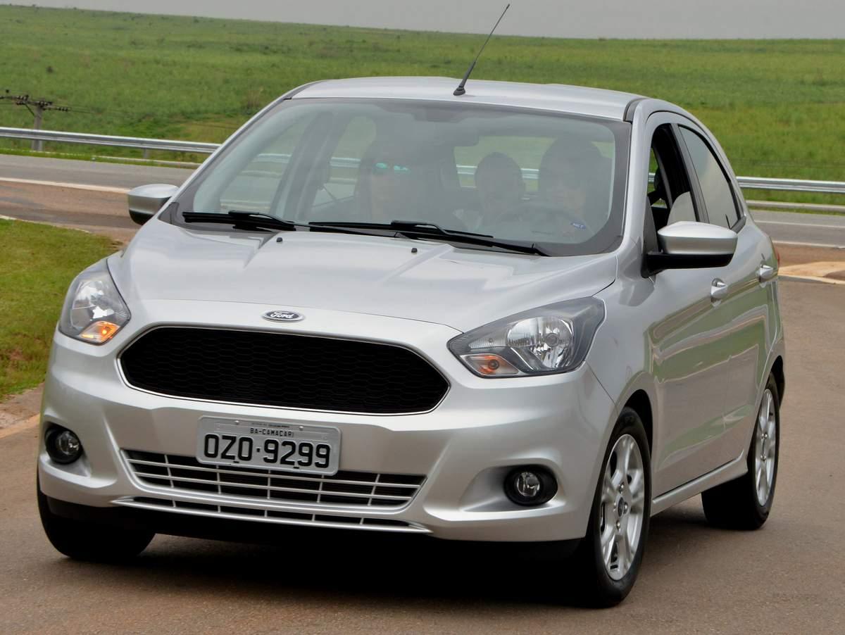 Novo Ford Ka 2015 - Preço