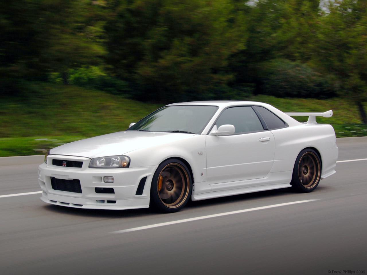 Jdm Blog Nissan Skyline R34 Gtr Wallpaper