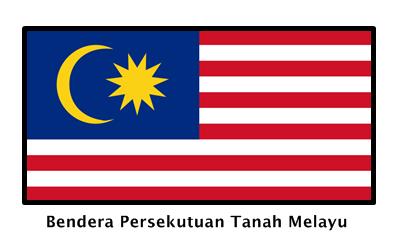 Malaya flag