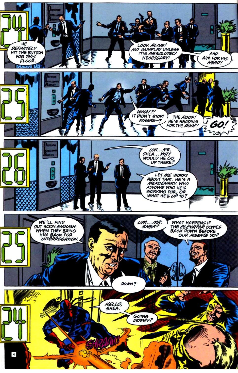 Deathstroke (1991) Issue #23 #28 - English 5