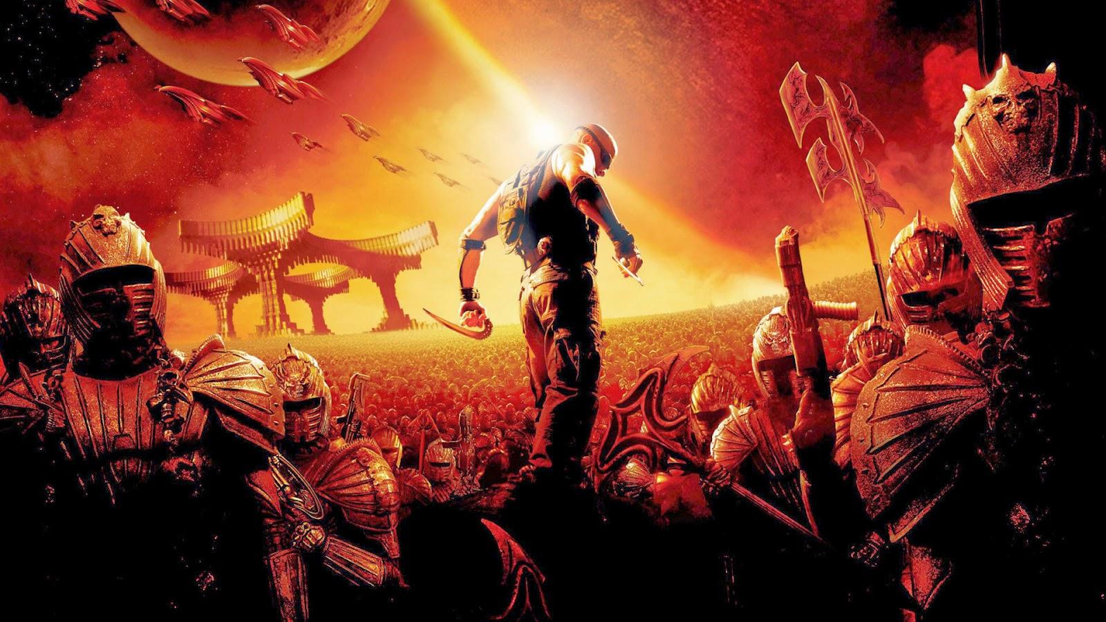 Ảnh trong phim Truyền Thuyết Về Riddick - The Chronicles Of Riddick 1