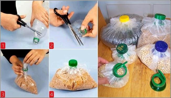 Plastik bungkus bumbu dapur berpenutup