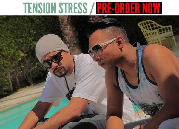 Master D & Bohemia - Tension Stress (Coming Soon) on 15th May