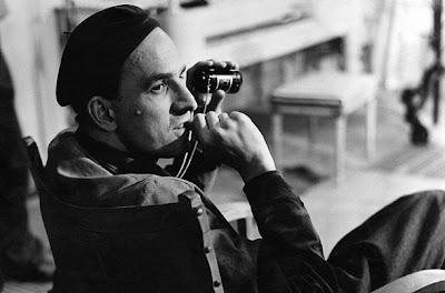 swedish filmmaker ingmar bergman, the seventh seal