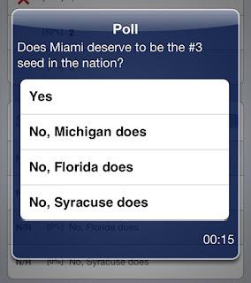 SnapCall Poll