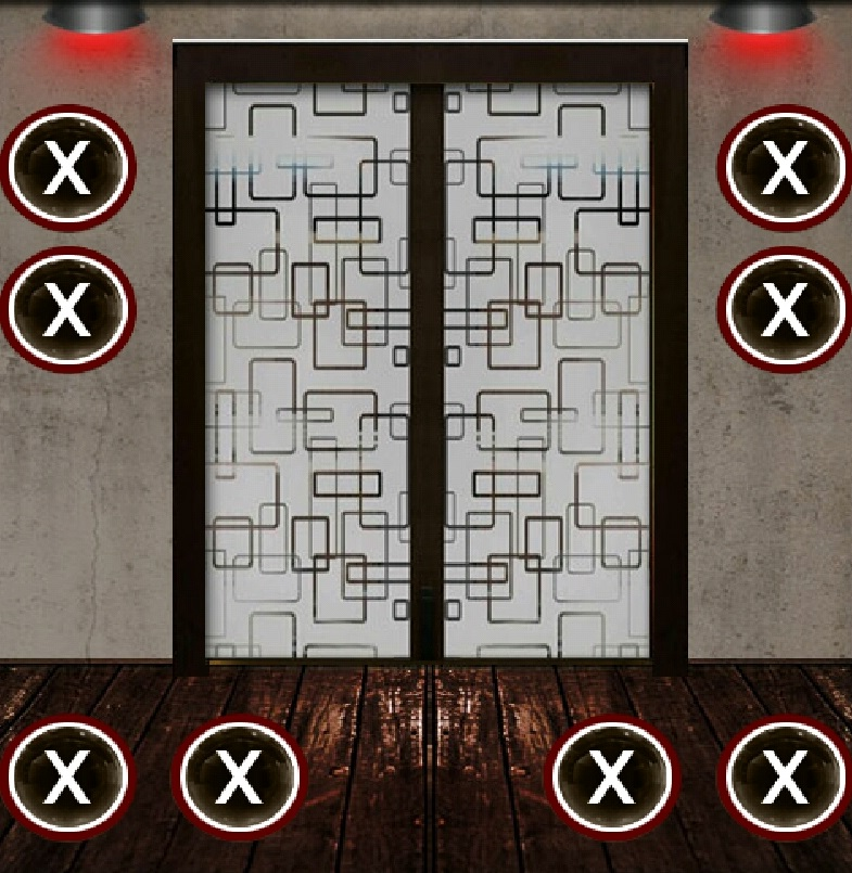 Solved 100 Floors Escape Level 51 To 55 Walkthrough