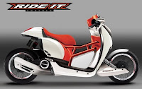 MODIFIKASI-HONDA SCOOPY MODIFIKASItitle=