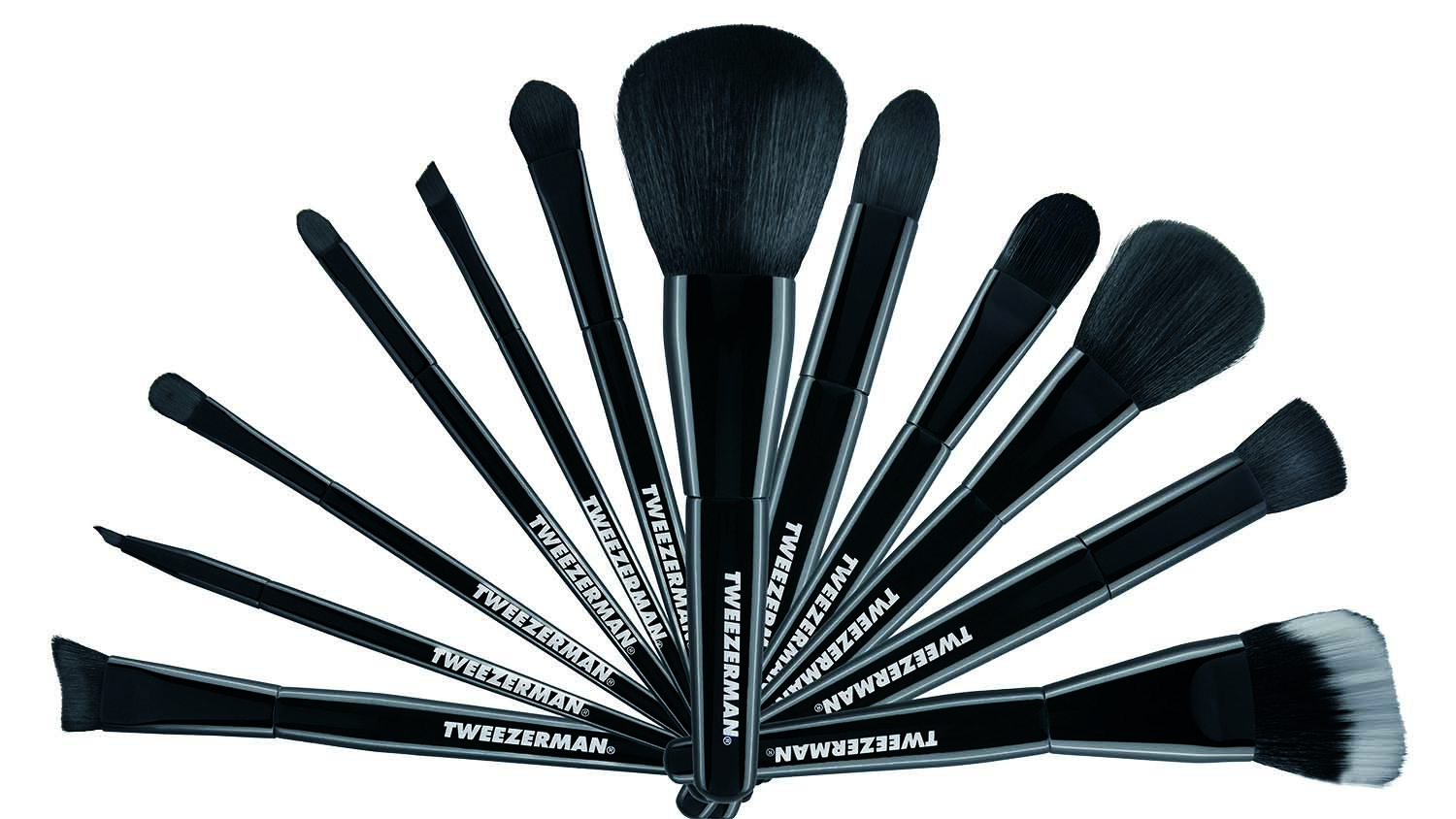 Tweezerman Brush iQ introduces the next generation of brushes!