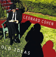 Leonard Cohen - Old Ideas [album cover]