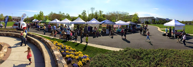 Brambleton Town Center Farmers Market Loudoun County