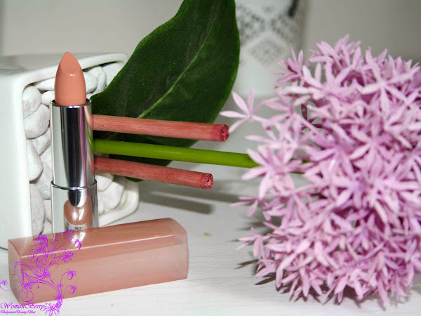 MAYBELLINE Stripped nudes COLOR SENSATIONAL - Brazen Beige (review & swatches)