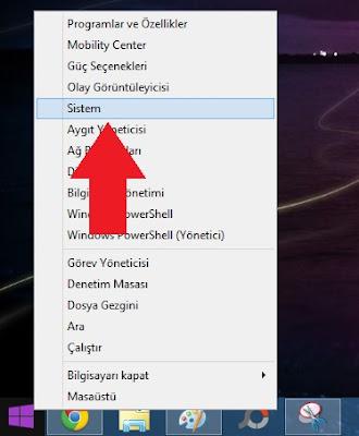 Windows 8.1 sistem özellikleri
