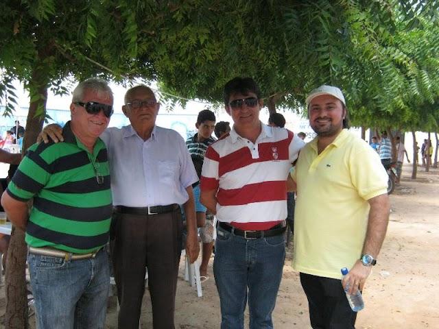 As primeiras alianças políticas começaram oficialmente na convenção do PSDB