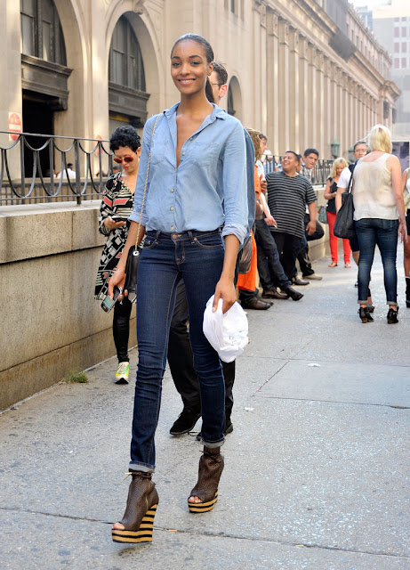 Styledeityinathens New York Fashion Week Street Style Ss2013