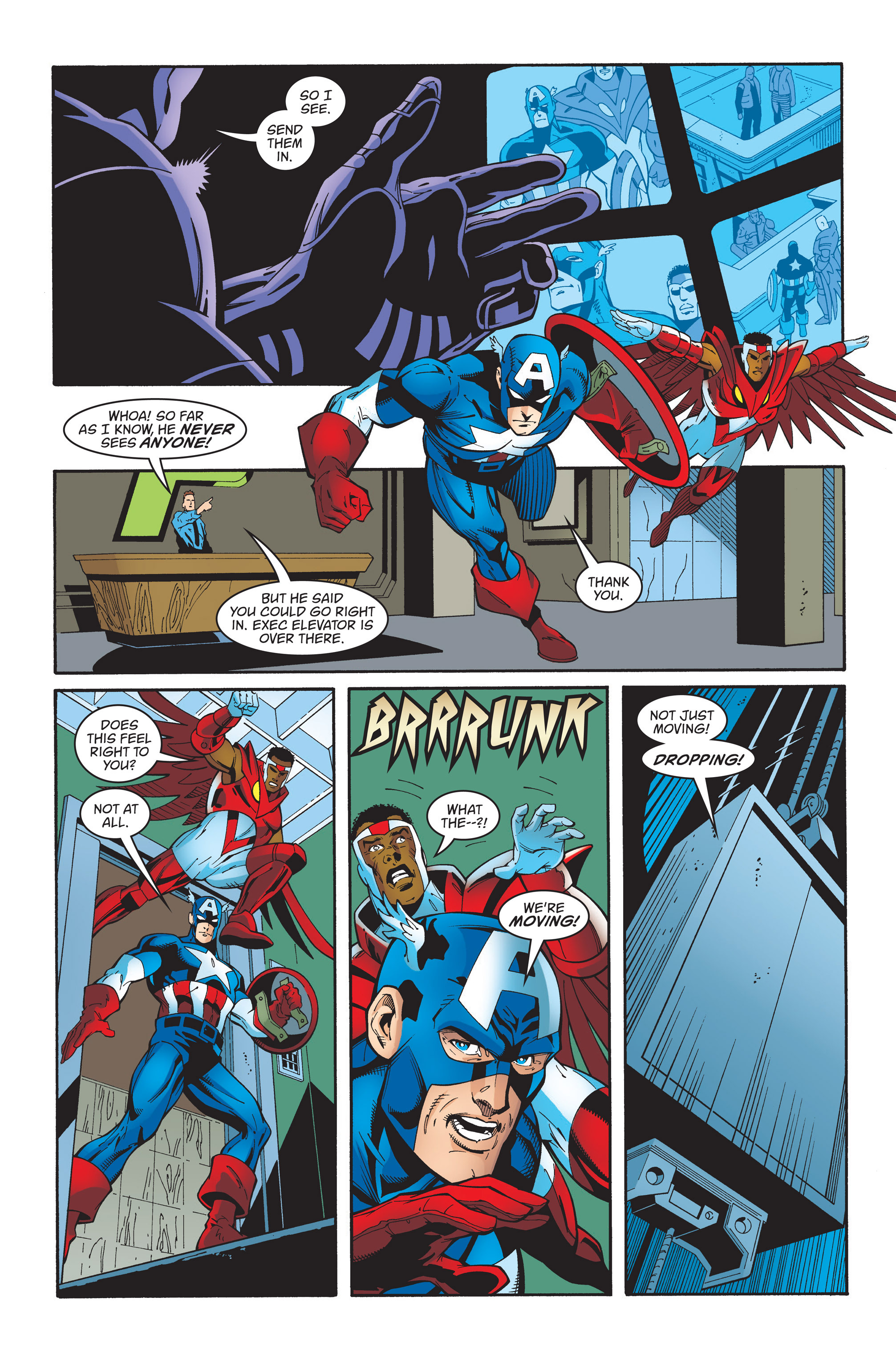 Captain America (1998) Issue #33 #39 - English 15