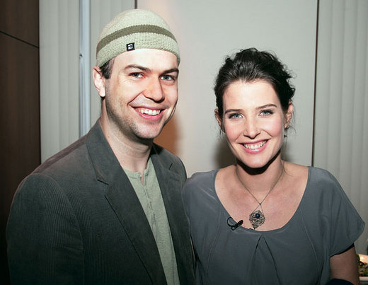 Cobie Smulders Husband Taran Killam - 40.0KB