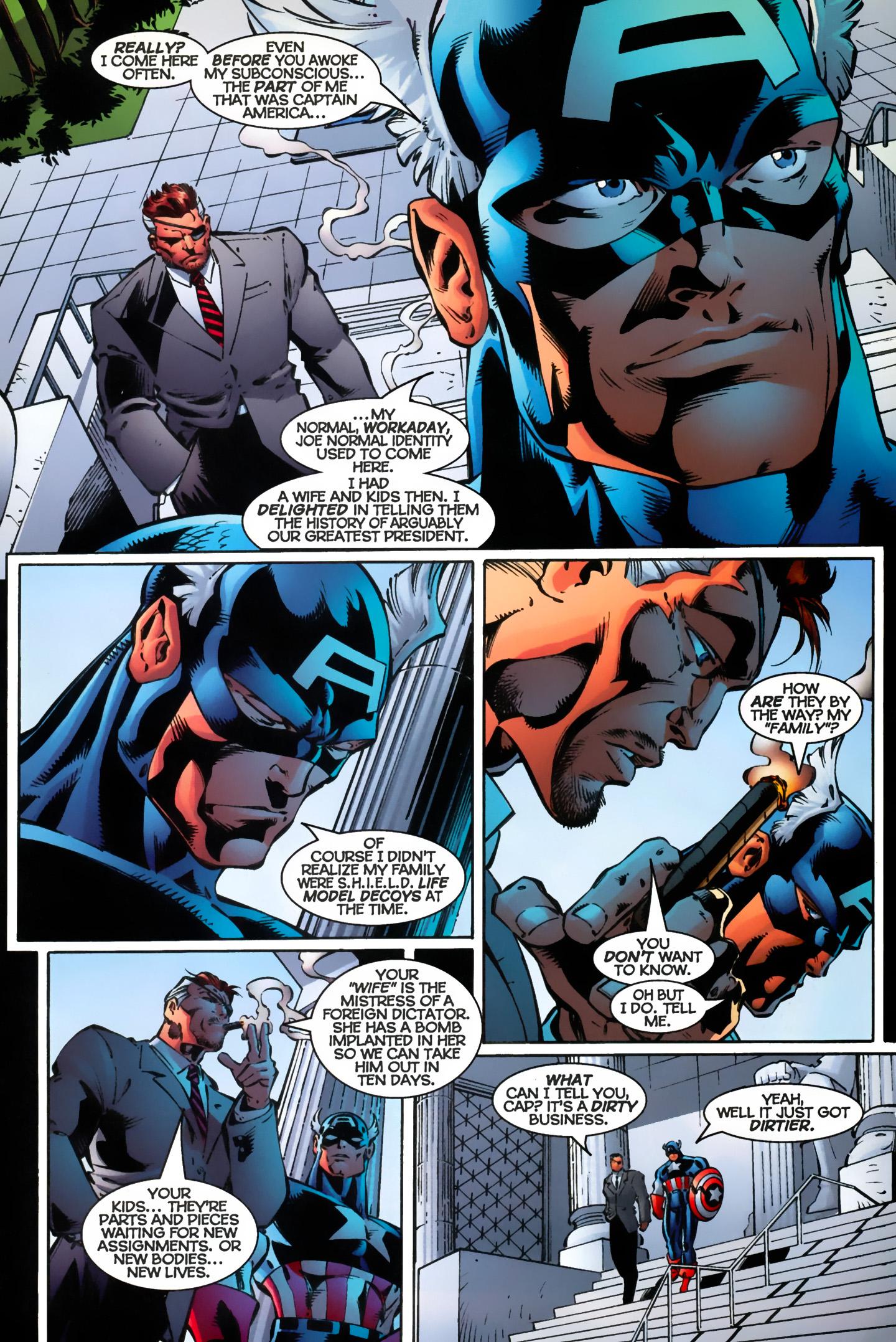 Captain America (1996) Issue #10 #10 - English 4