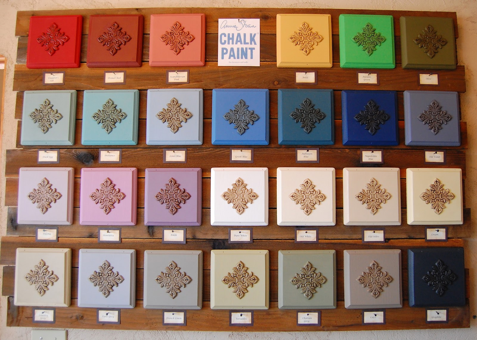 Shades Of Amber Purchase Chalk Paint Online And In Colorado
