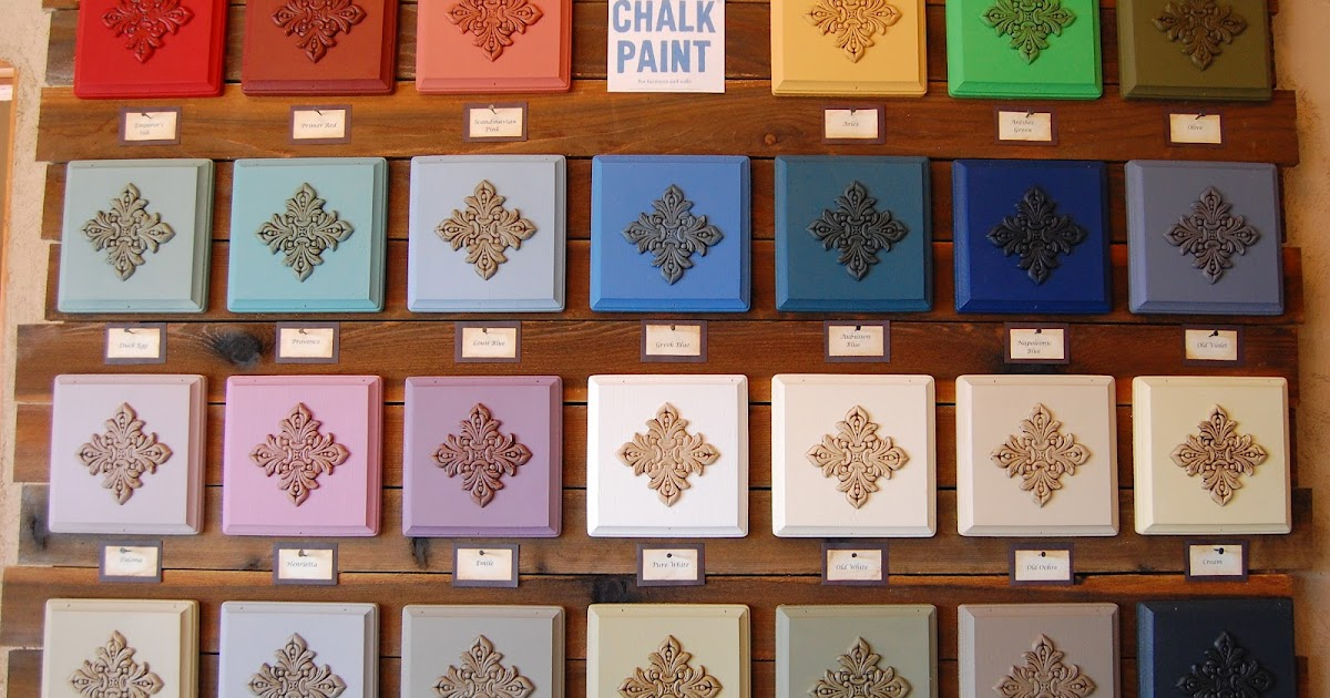 Purchase Chalk Paint® Online and in Colorado