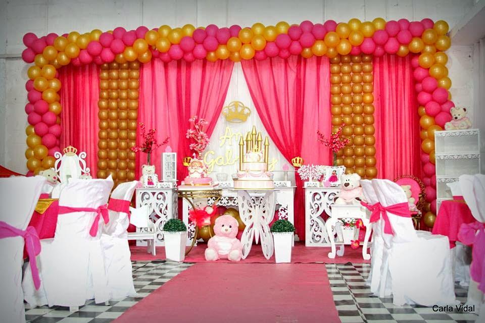 Mãe De Princesa Decoração Festa Infantil Tema Princesa