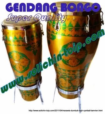Gendang Bonggo adalah salah satu produk Suara Tunggal Bahana.