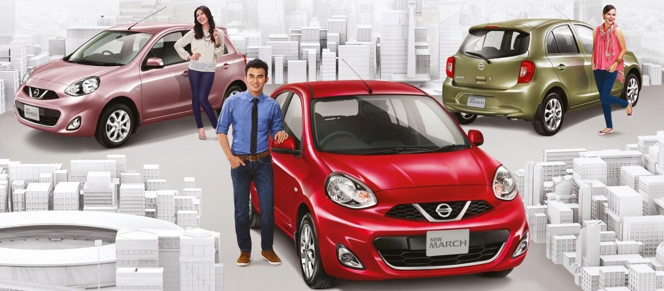 Harga Nissan March Terbaru