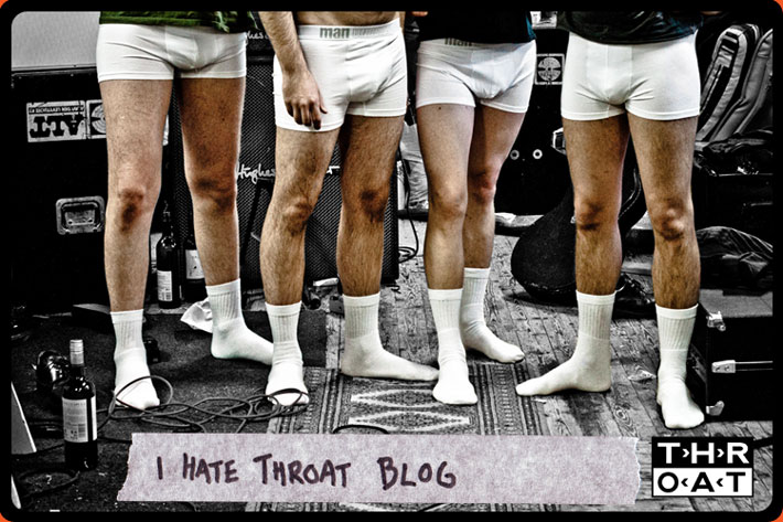 i hate throat blog